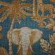 Meubelstof Ella 19130 Zoo - 5025-oil-blue