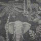Meubelstof Ella 19130 Zoo - 7014-grey