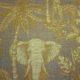 Meubelstof Ella 19130 Zoo - 8006-sand