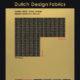 9. Donna BT 18098 Kubic Vintage - staalkaart