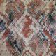 Meubelstof Ella 19116 Wild Snake - 2006-terra