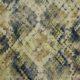 Meubelstof Ella 19116 Wild Snake - 2854-ocre