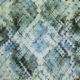 Meubelstof Ella 19116 Wild Snake - 5004-ice