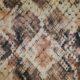 Meubelstof Ella 19116 Wild Snake - 8014-brown