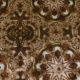 Meubelstof Ice Velvet 20012 Kaleidoscoop - 8014-brown