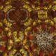 Meubelstof Ice Velvet 20012 Kaleidoscoop - 8017-sienna