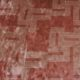 Meubelstof Ice Velvet 20013 Labyrinth - 3012-raspberry