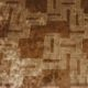 Meubelstof Ice Velvet 20013 Labyrinth - 8014-brown