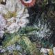 Meubelstof Ice Velvet 20039 Flowerfield - 6023-dark-olive-2