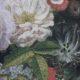 Meubelstof Ella 20039 Flowerfield - 3011-coral