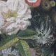 Meubelstof Ella 20039 Flowerfield - 4010-nocturne
