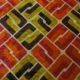 Meubelstof Ice Velvet 20076 Sixties Tiles - 3011-coral