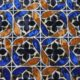 Meubelstof Ice Velvet 20093 Stained Glass - 5014-persian