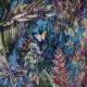 Meubelstof Ice Velvet 19153 Kolibri - 5013-azure