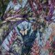 Meubelstof Ice Velvet 19153 Kolibri - 5035-silver-blue