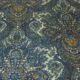 Meubelstof Ella 20057 Paisley - 5007-blue