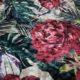 Meubelstof Ice Velvet 20071 Flowerleaves - 0007-platinum