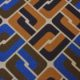Meubelstof Ella 20076 Sixties Tiles - 5014-persian