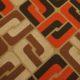 Meubelstof Ella 20076 Sixties Tiles - 8008-toast