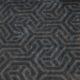 Meubelstof Ice Velvet 21011 Hexagon - 7851-grey