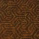 Meubelstof Ice Velvet 21011 Hexagon - 8013-coffee