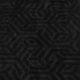 Meubelstof Ice Velvet 21011 Hexagon - 9999-black