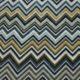 Meubelstof Ice Velvet 21021 Big Zigzag - 0007-platinum