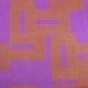 Meubelstof Monroe 20013 Labyrinth - 4003-lila