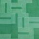 Meubelstof Monroe 20013 Labyrinth - 6012-jade