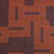 Meubelstof Monroe 20013 Labyrinth - 8019-chocolate