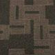 Meubelstof Ella 20013 Labyrinth - 8024-woods