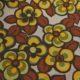 Meubelstof Ella 21098 Daisy - 8020-chestnut