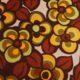 Meubelstof Monroe 21098 Daisy - 8020-chestnut