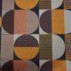 Meubelstof Ella 21109 Blocked Circles - 2006-terra