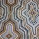 Outdoor Stof Porto WR 21501 Mosaic - 7009-elephant