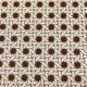 Meubelstof Monroe 21133 Wickerwork - 8014-brown